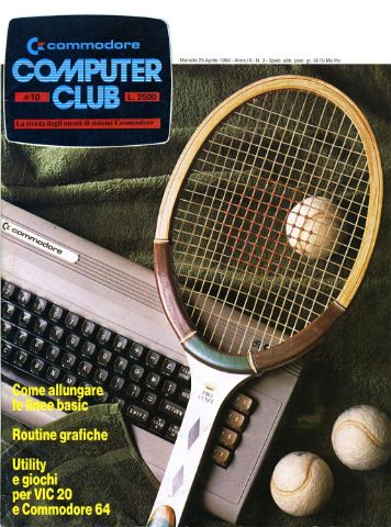 Commodore Computer Club 10
