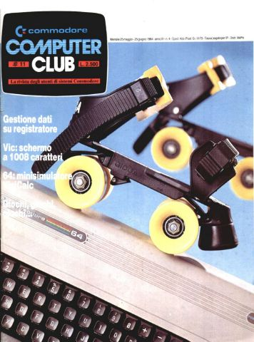 Commodore Computer Club 11