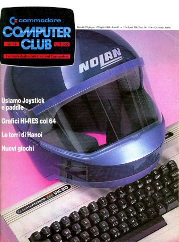 Commodore Computer Club 12