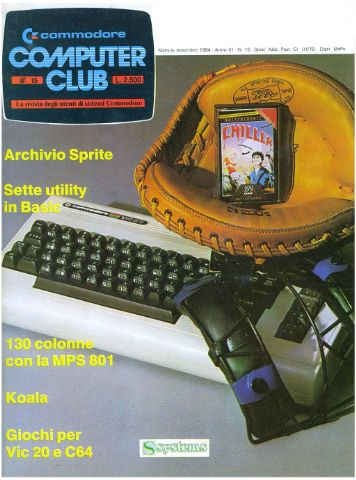 Commodore Computer Club 15