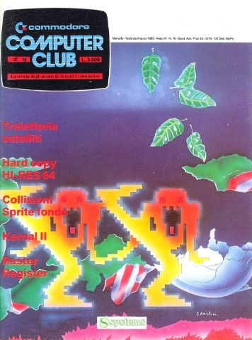 Commodore Computer Club 18