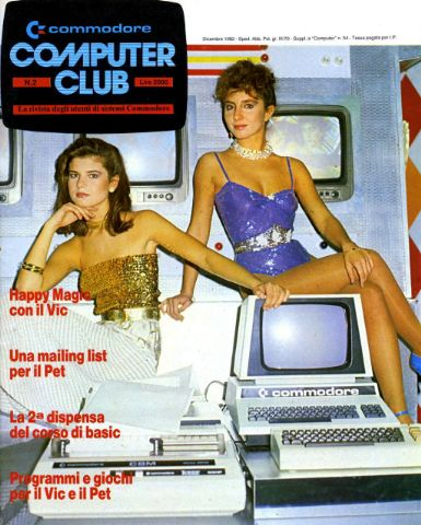 Commodore Computer Club 2