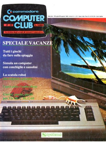 Commodore Computer Club 22