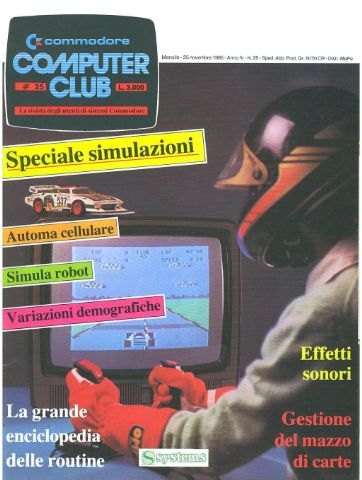 Commodore Computer Club 25