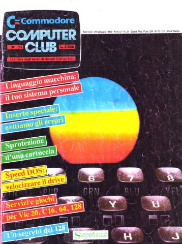 Commodore Computer Club 31