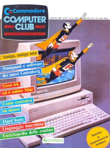 Commodore Computer Club 34