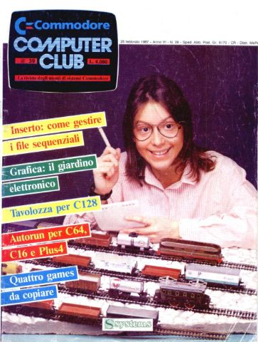 Commodore Computer Club 39