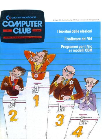 Commodore Computer Club 4