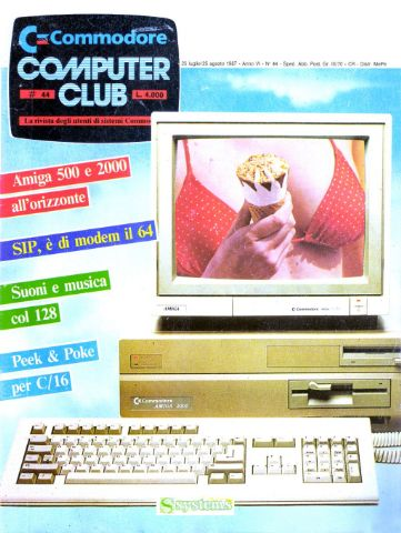 Commodore Computer Club 44