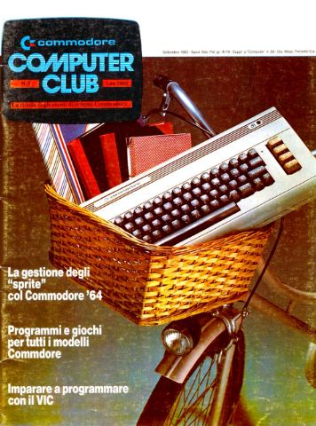 Commodore Computer Club 5