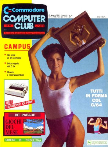 Commodore Computer Club 54