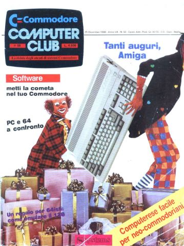 Commodore Computer Club 59