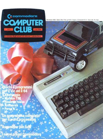 Commodore Computer Club 6