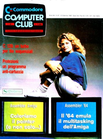 Commodore Computer Club 67