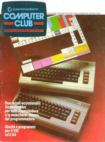 Commodore Computer Club 7