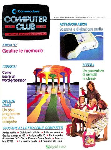 Commodore Computer Club 83