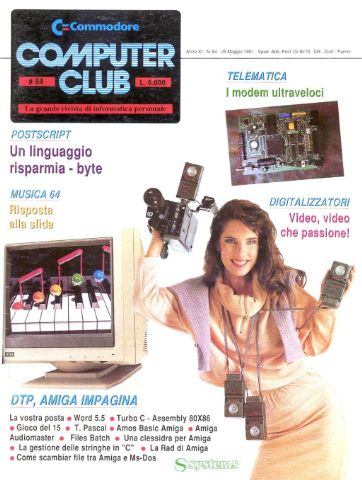Commodore Computer Club 84