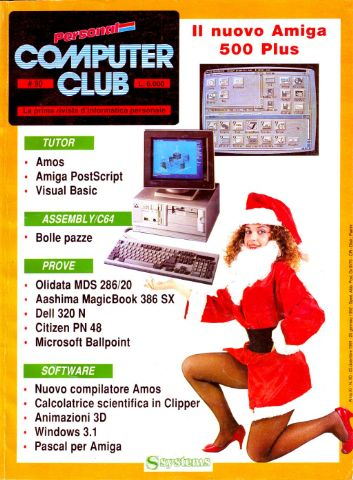 Commodore Computer Club 90